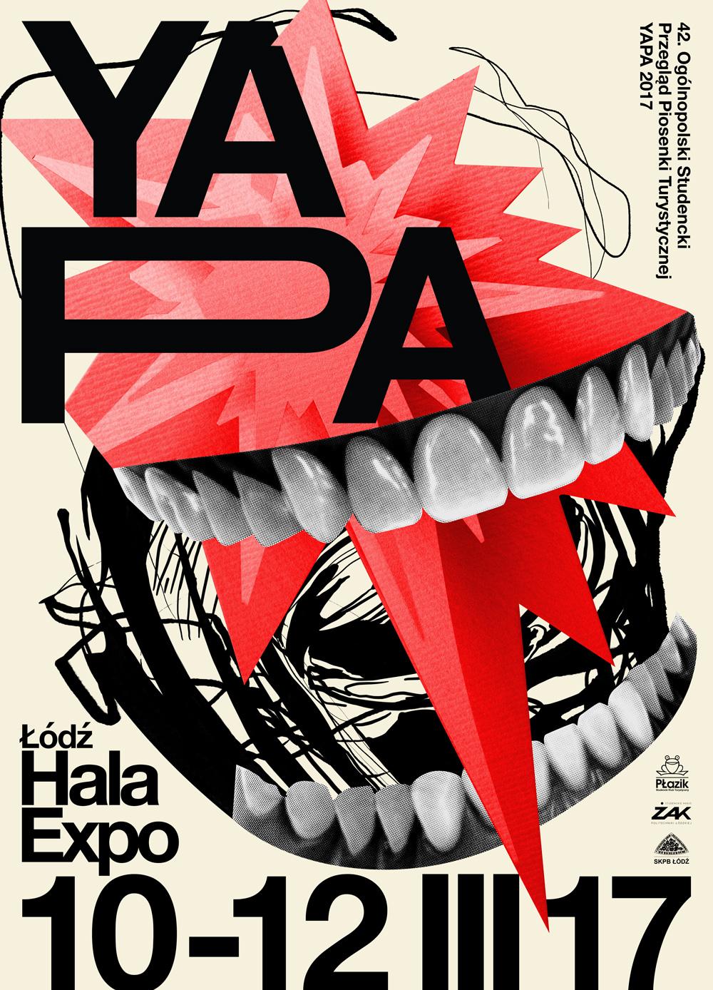 Plakat Yapy 2017 Osppt Yapa